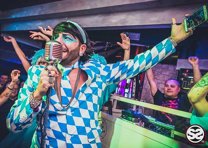 discoteca san salvador roma
